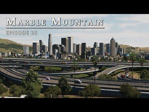 New Skyline - Cities Skylines: Marble Mountain EP 25