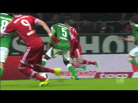 Player of the Week   Franck Ribery mp4