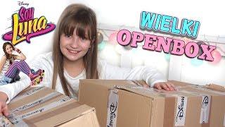 MEGA OPENBOX Soy Luna DISNEY haul ❤ CookieMint