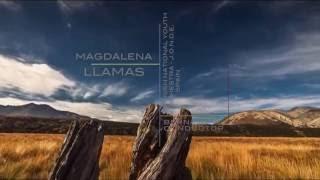 """MAGDALENA LLAMAS - """"LEYENDA"""" BY SERGIO CERVETTI."""