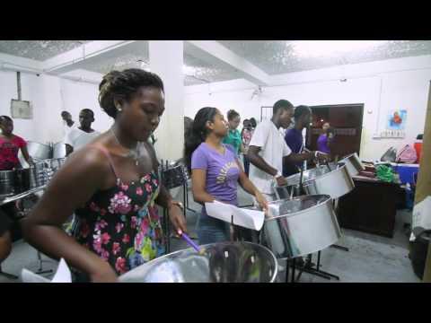 Beat a Pan, Not a Man - TRAILER - UNICEF Belize