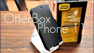 OtterBox STRADA FOLIO - iPhone 11 / Pro / MAX - Hands On Review