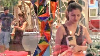 bigg Boss 14 live feed rubina became winner of live entertainment task