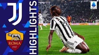 Juventus 1-0 Roma Pekan 8