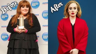 Adele's Weight Loss Before and After | Body Transformation (2006 - 2018)
