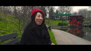 Business English student Manami shares her cultural journey