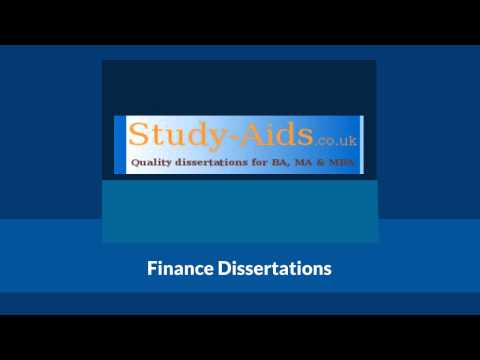 Doctoral thesis in finance