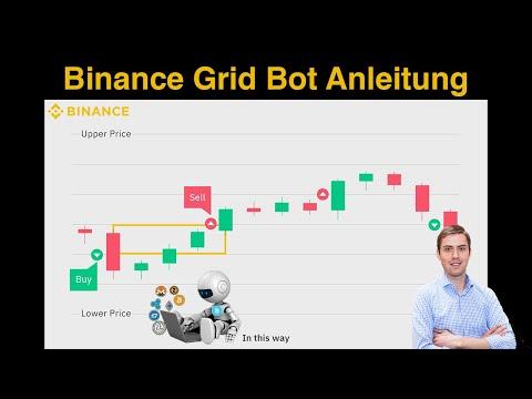 Bot trader crypto