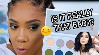 JACLYN HILL x DARK MAGIC REVIEW + IS IT REALLY THAT BAD? + NEW PRODUCTS