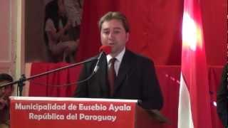 preview picture of video 'Lanzamiento de Festejos Patronales Barrero 2012'
