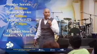 Join Pastor Ed & The Holy Spirit For Miracles, Healing, Deliverance &  Prophecy Each Sunday