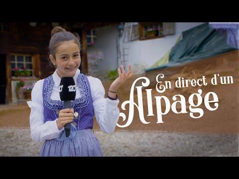 Duplex: Alix Vidal Le Moine, en direct d'un alpage