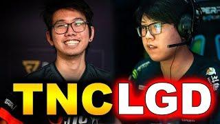 TNC vs LGD - MOST AMAZING SEA vs CHINA!!! - EPICENTER MAJOR 2019 DOTA 2