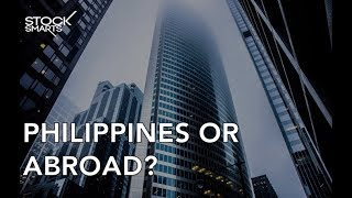 BUSINESS IN THE PHILIPPINES OR ABROAD?