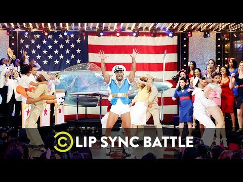 Lip Sync Battle - Taye Diggs