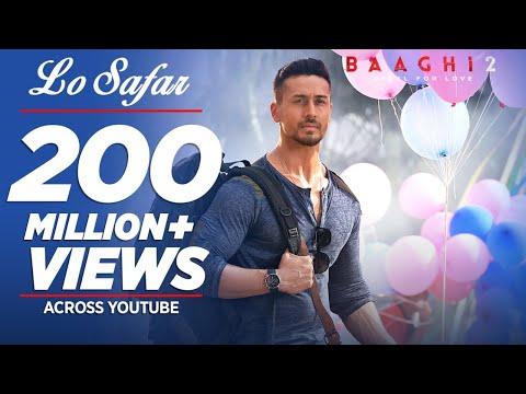 Download Full Video: Lo Safar Song | Baaghi 2 | Tiger Shroff | Disha P | Mithoon | Jubin N | Ahmed K |Sajid N HD Mp4 3GP Video and MP3