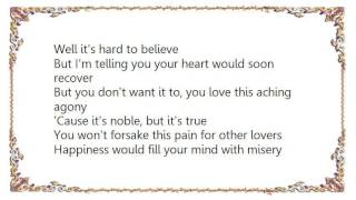 Chris Smither - Winsome Smile Lyrics