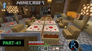 MINECRAFT GAMEPLAY | PREPARATION OF MAYURBHAIS BIRTHDAY PARTY, FULL STREAM UPLOAD#41