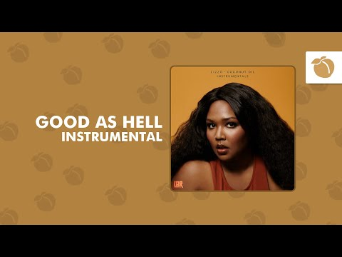 Lizzo - Good As Hell (Official Instrumental)