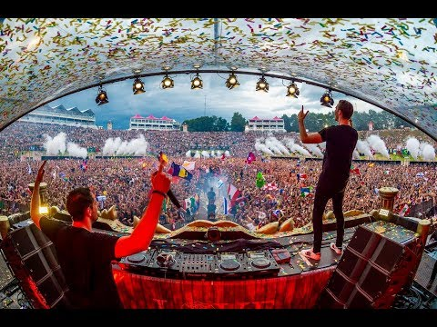 Tomorrowland Belgium 2017 | W&W