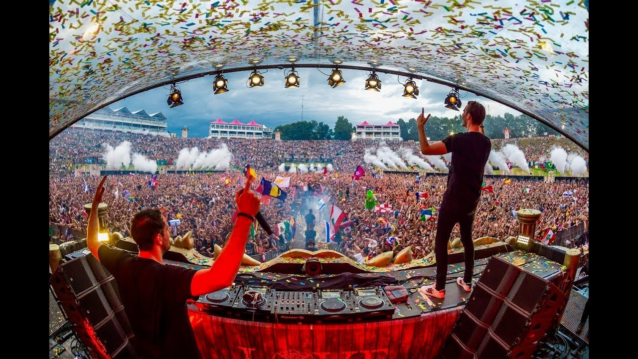 W&W - Live @ Tomorrowland Belgium 2017, Mainstage