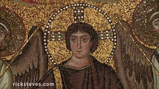 Thumbnail of the video 'Ravenna, Italy: Exquisite Byzantine Mosaics at the Church of San Vitale'