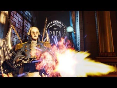 Tvrdé jádro - Nepřátelé v Bioshock Infinite