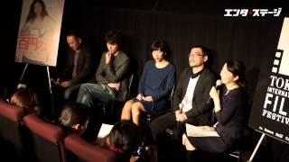 映画『百円の恋』舞台挨拶・質疑応答その1