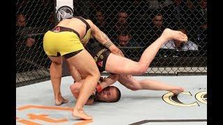 Veja o nocaute da campeã Jéssica Andrade no UFC 237