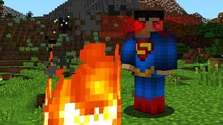 Batman In Minecraft Vanilla Minecraft Command Самые лучшие видео - Minecraft spielerkopfe bekommen command