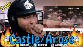 Eminem - Castle/Arose REACTION!!