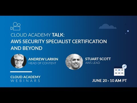 How to pass the AWS Security Specialist exam? - Webinar - YouTube