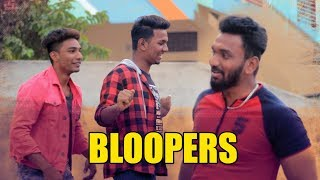 Funny Bloopers And Making Scenes | Kirak Rhymings | Warangal Diaries