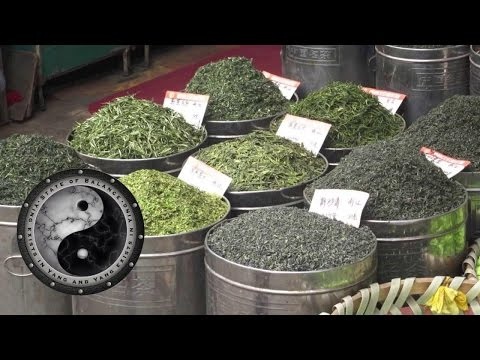 Video Benefits of Herbal Tea - Green Tea, Oolong Tea, Chamomile & Ginger - Part 1