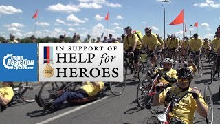Help for Heroes Hero Ride 2014