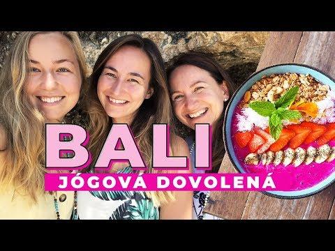 VLOG | Jóga na Bali!