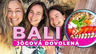VLOG   Jóga Na Bali!
