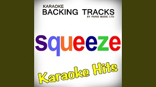 Black Coffee In Bed (Originally Performed By Squeeze) (Karaoke Version)