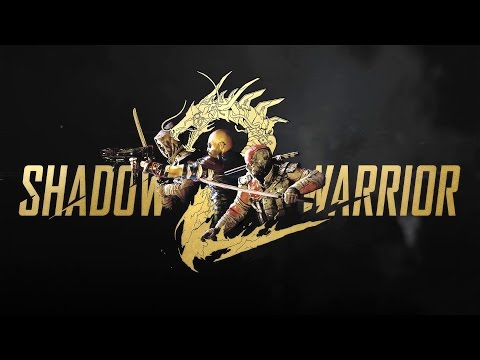 ÚRISTEN! VÉGREE!!! | Shadow Warrior 2 Co-Op #1