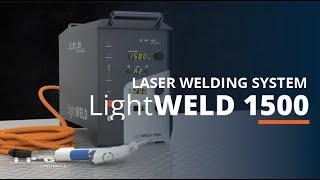 Saldatrice Laser Portatile