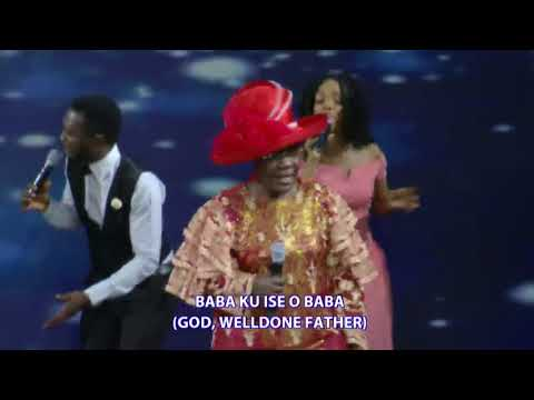 COZA Lady Gracemade Summit _ Evangelist Dr.  Bola Are