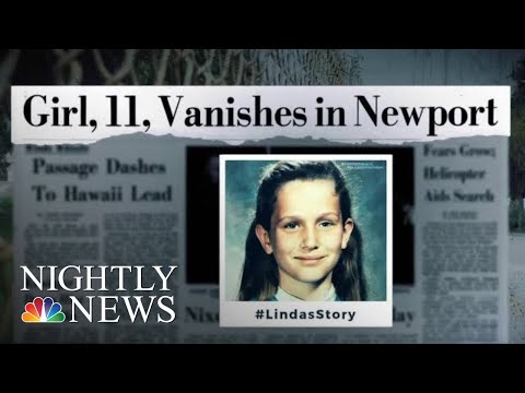 72-Year-Old Arrested In Connection With 1973 Murder Of 11-Year-Old Girl | NBC Nightly News