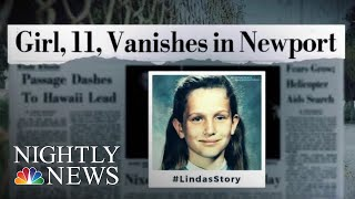 72-Year-Old Arrested In Connection With 1973 Murder Of 11-Year-Old Girl   NBC Nightly News