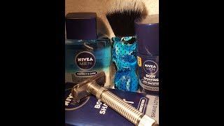 A Nivea Shave