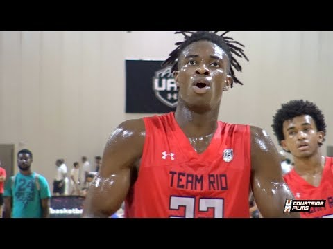 "2019 PF Aidan ""Irish Hulk"" Igiehon Summer Mixtape!"