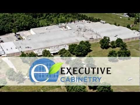 Executive Cabinetry - Custom and Semi-Custom Cabinet Manufacturer