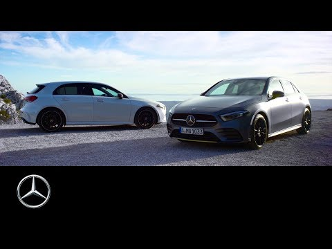 Mercedes-Benz A-Class : World Premiere | Trailer