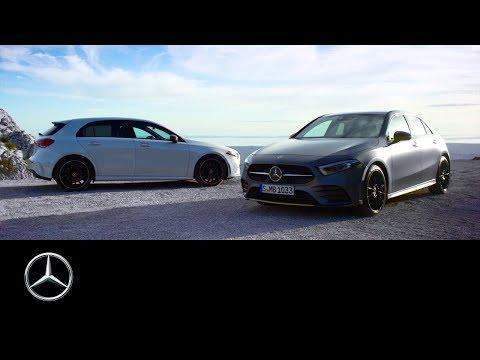 Mercedesbenz  A Class Хетчбек класса C - рекламное видео 4