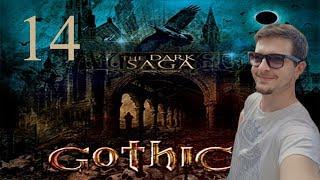 14#GOTHIC II NK - The Dark Saga - SIEKANIE CZAS ZACZĄĆ!