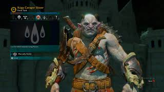 Middle of Earth: Shadow of War All Collectibles Walkthrough part 13, HD (NO COMMENTARY)